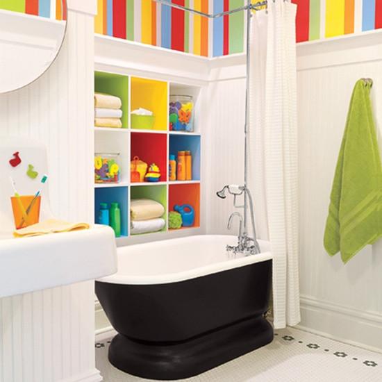 Màu sắc sẽ kích thích sự sáng tạo