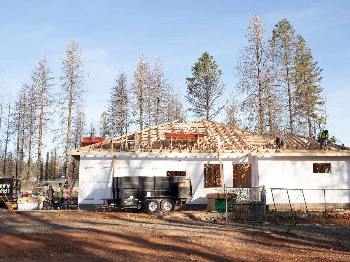 Khi cải tạo ngôi nhà, những vấn đề phát sinh là chuyện đương nhiên.