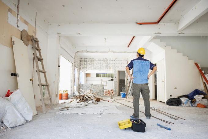 Sửa chữa nhà cửa là quyết định quan trọng
