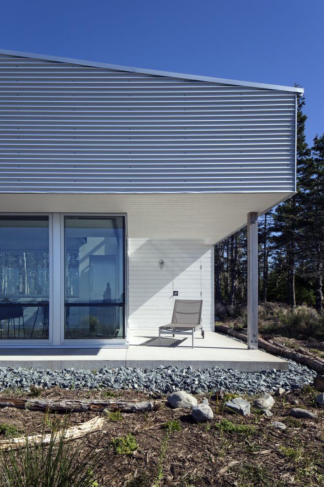 Các hướng của căn nhà đều hướng ra đại dương bát ngát