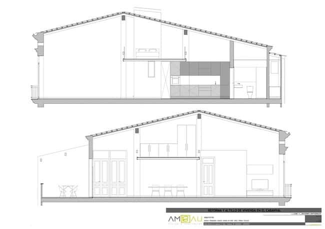 Thiết kế đặc biệt của ngôi nhà