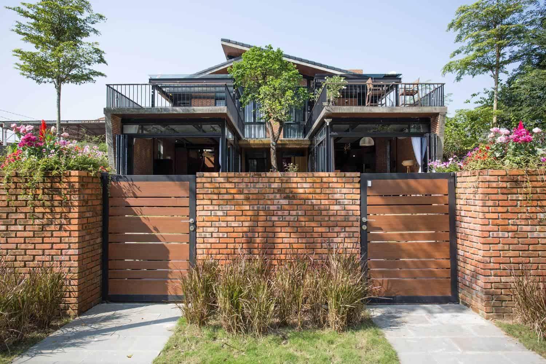 Góc bạn thân nhà người ta: Xây biệt thự song lập ở Đà Nẵng để sống cùng nhau cả đời