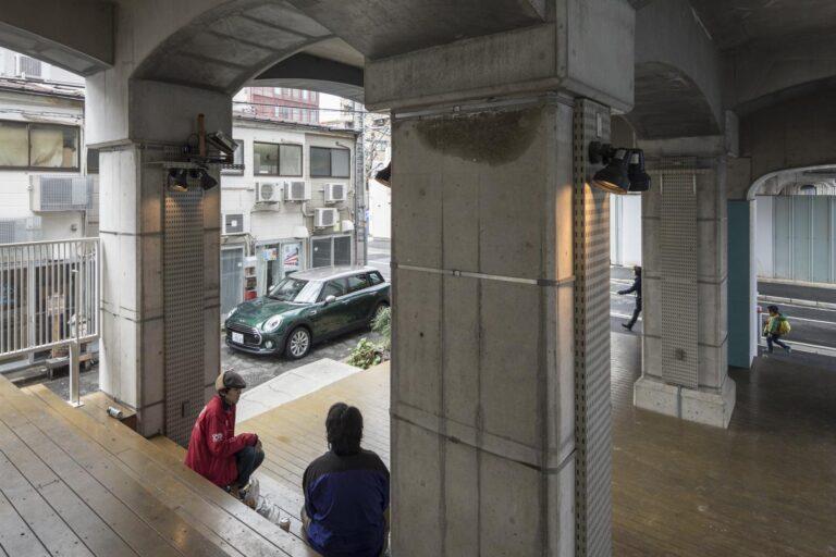 Đây là ý tưởng của một nhóm kiến trúc sư 7 người ở Nhật Bản