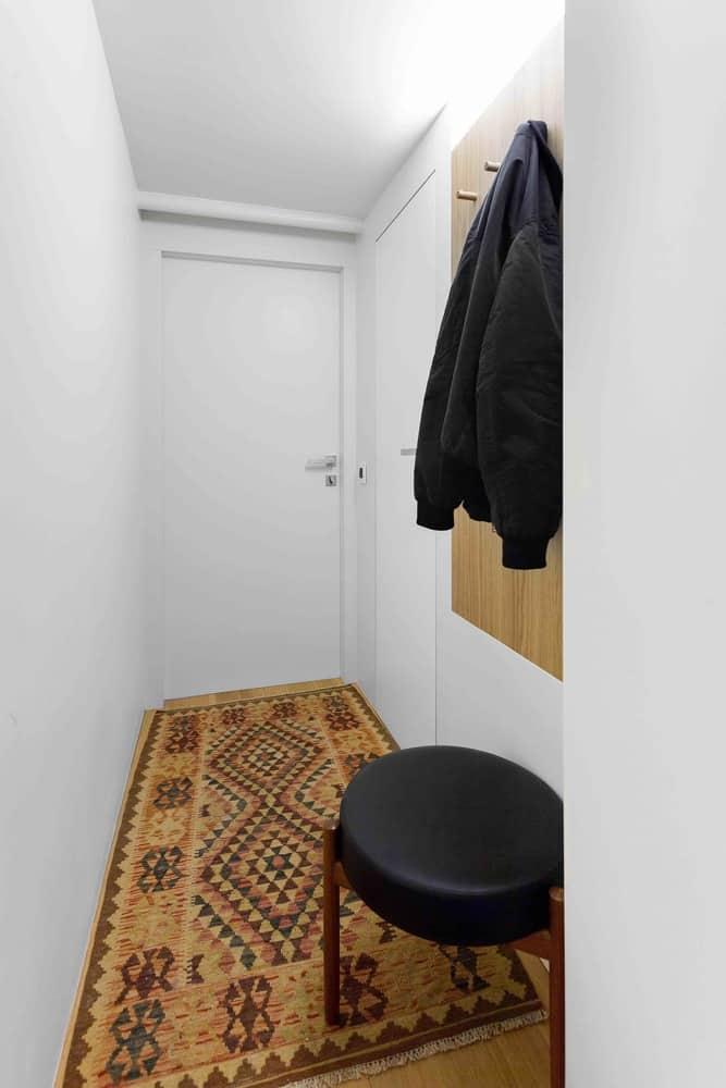 khong gian can ho 33m2 dep nhu khach san cua chang trai tre tai moscow 4 - Không gian căn hộ 33m2 đẹp như khách sạn của chàng trai trẻ tại Moscow