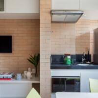 Ngỡ ngàng với căn hộ chỉ rộng 27m2 nhưng vẫn đầy đủ tiện nghi, hiện đại