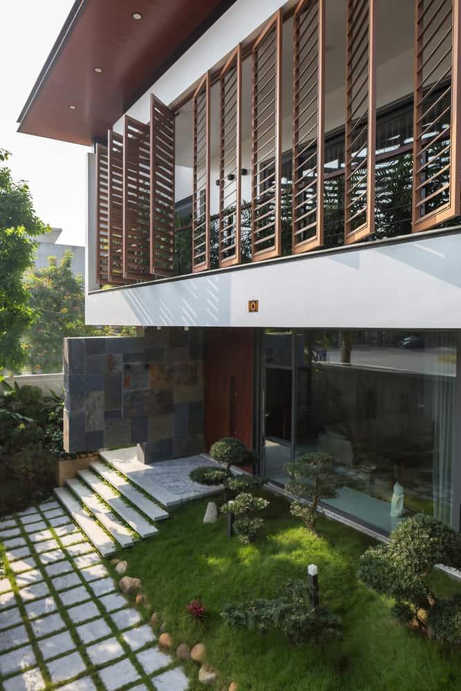 Tiêu chí an toàn, riêng tư cho ngôi nhà vẫn được ưu tiên đảm bảo hàng đầu