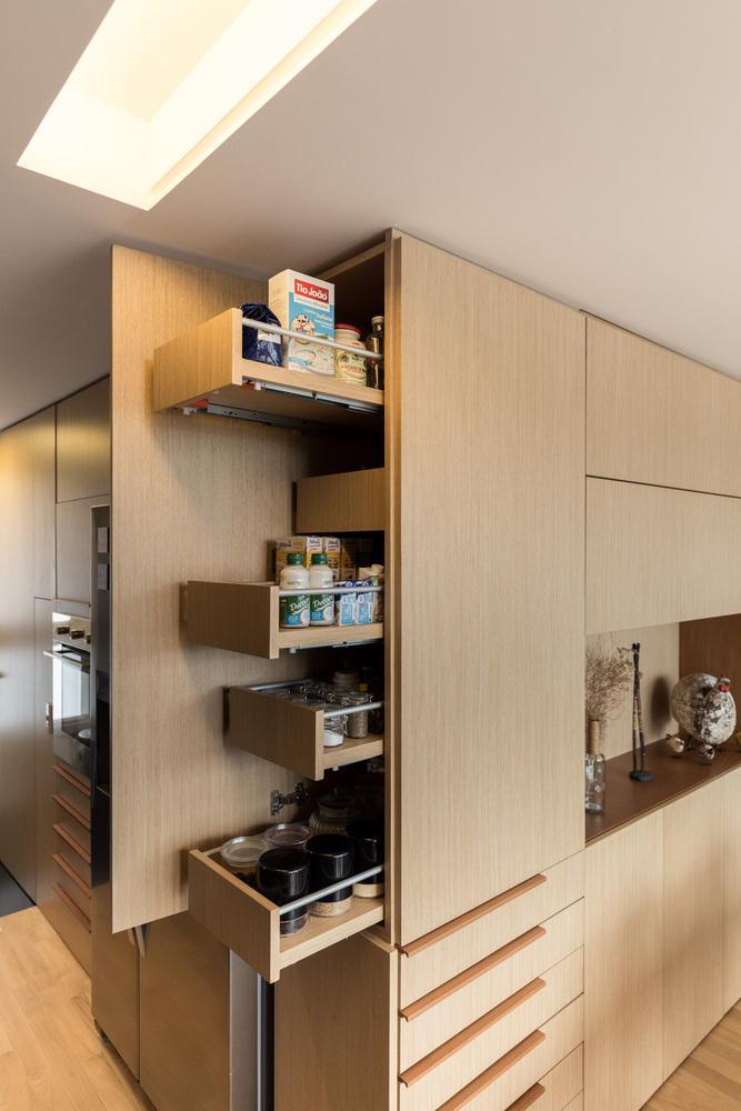Kiến trúc căn hộ vô cùng tân tiến và tiện lợi