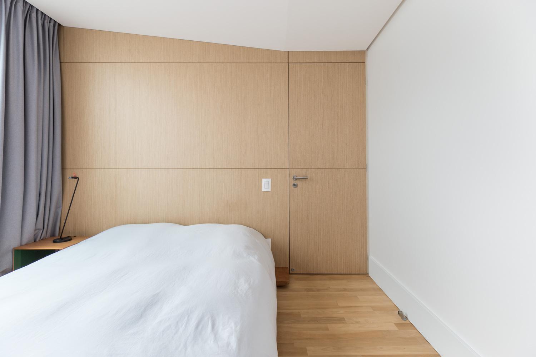 Phòng ngủ thiết kế theo phong cách tối giản