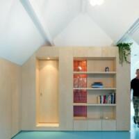 """Tham quan """"Chiếc hộp"""" kỳ diệu 56 m2 tại trung tâm Amsterdam"""