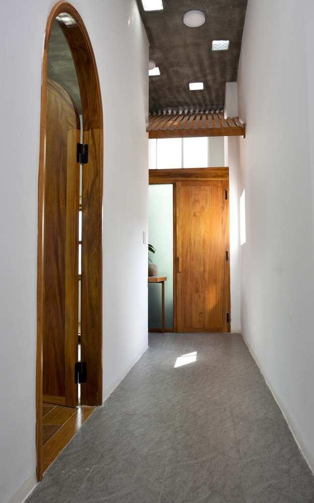 """thiet ke xanh don gian ma an tuong cua ngoi nha tai nha trang 7 - Thiết kế """"xanh"""" đơn giản mà ấn tượng của ngôi nhà tại Nha Trang"""
