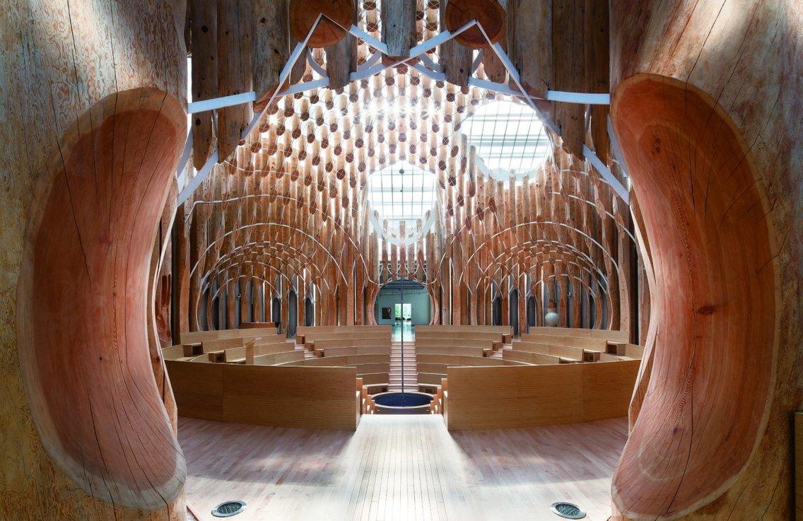 10. Nhà thờ Light of Life ở Seoul, Hàn Quốc