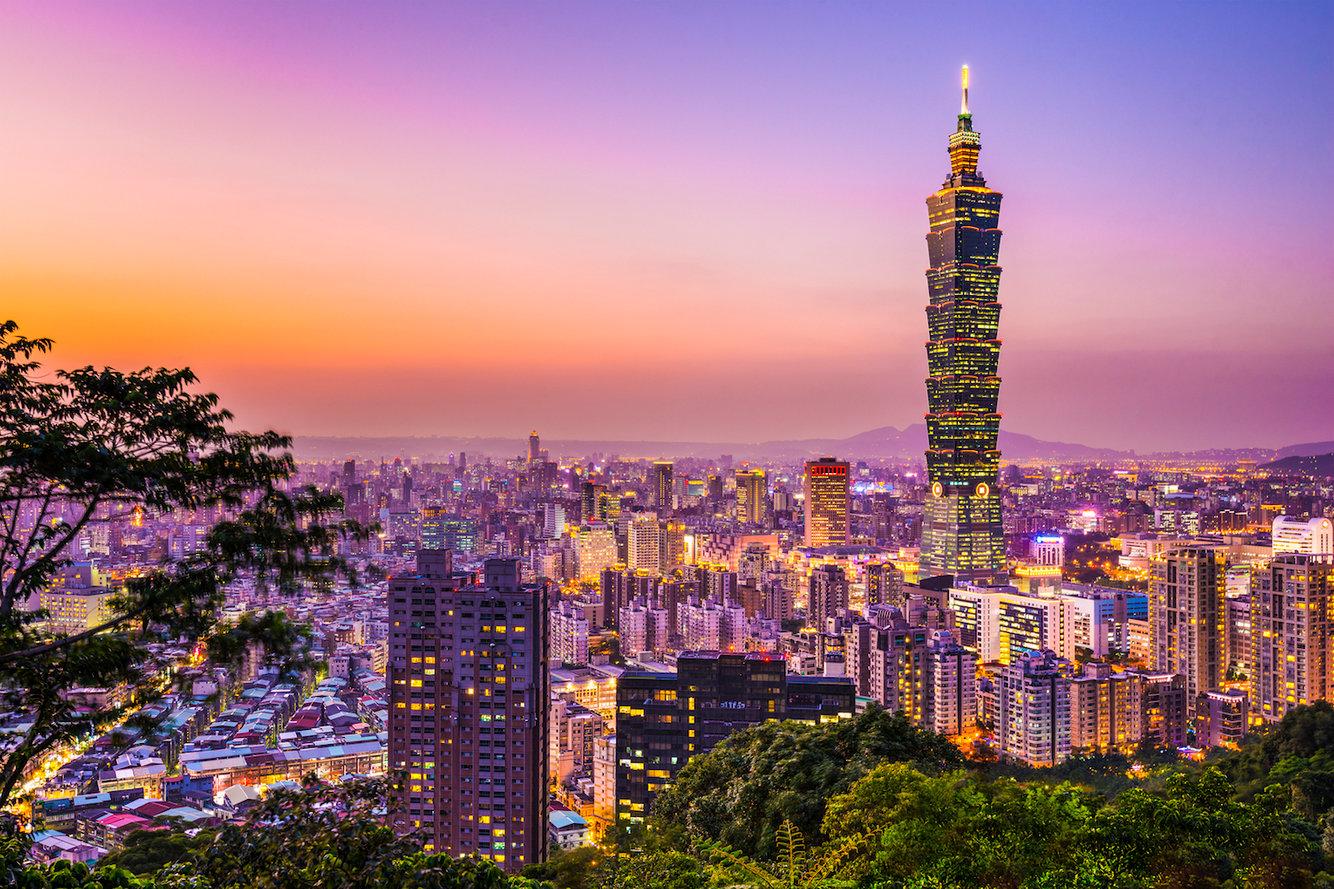 13. Tòa nhà Đài Bắc 101 - Niềm tự hào của Châu Á