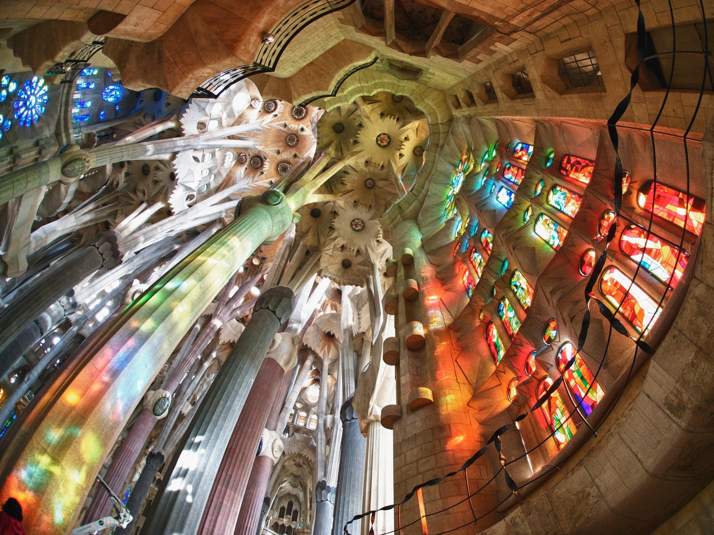 Vương cung thánh đường Sagrada Família