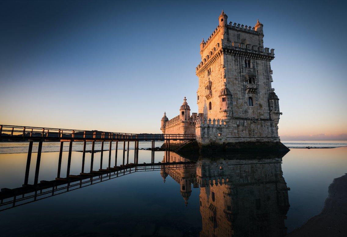 7. Tháp Belém - Bồ Đào Nha