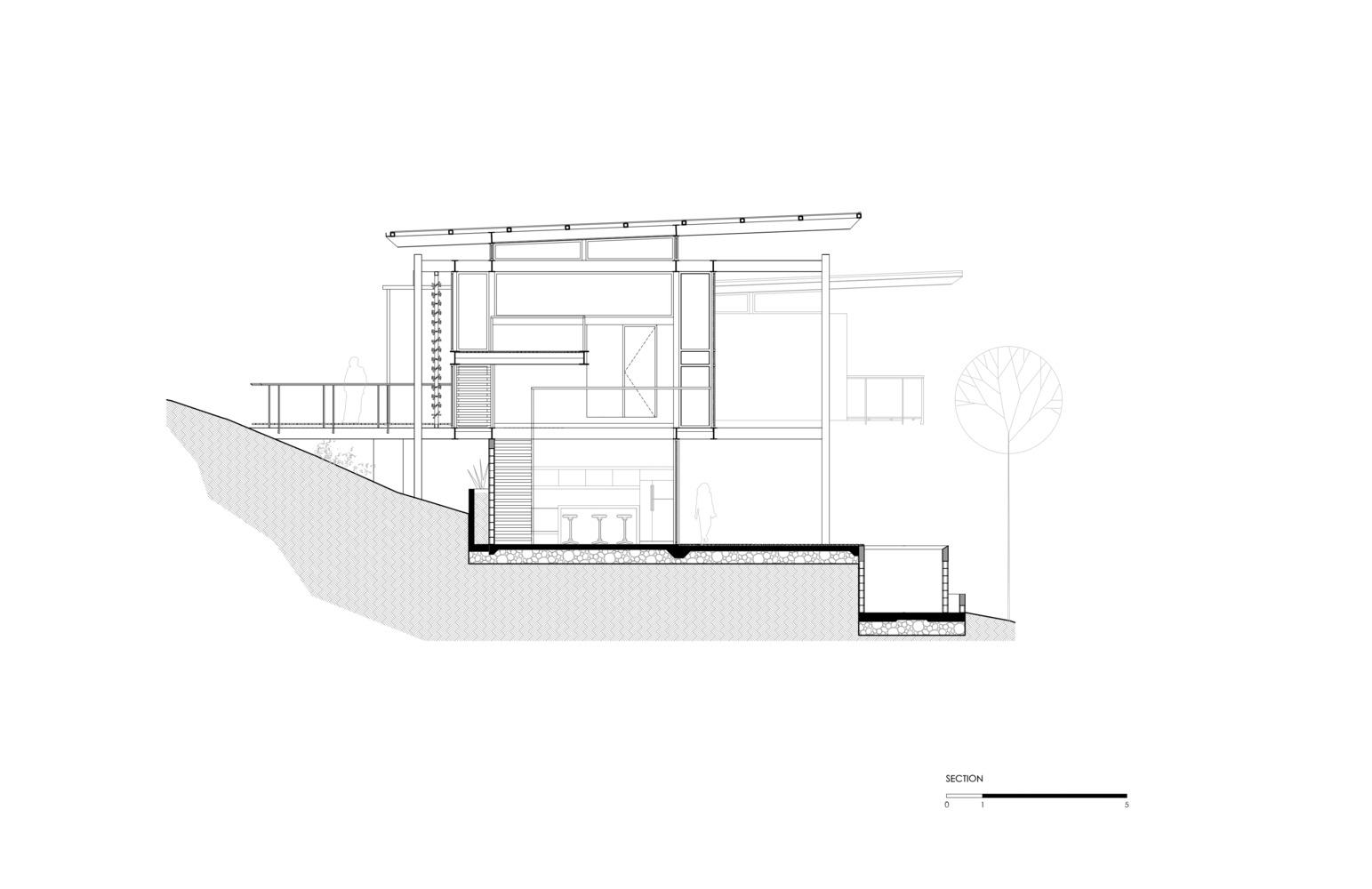 an tuong ngoi nha duoc thiet ke hoan toan bang go kinh va khung sat tai nosara costa rica 4 - Ấn tượng ngôi nhà được thiết kế hoàn toàn bằng gỗ, kính và khung sắt tại Nosara Costa Rica