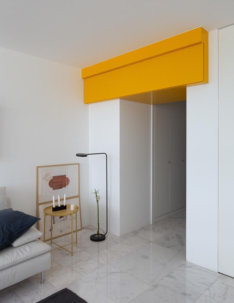 Trang trí nội thất vô cùng tinh tế và đơn giản