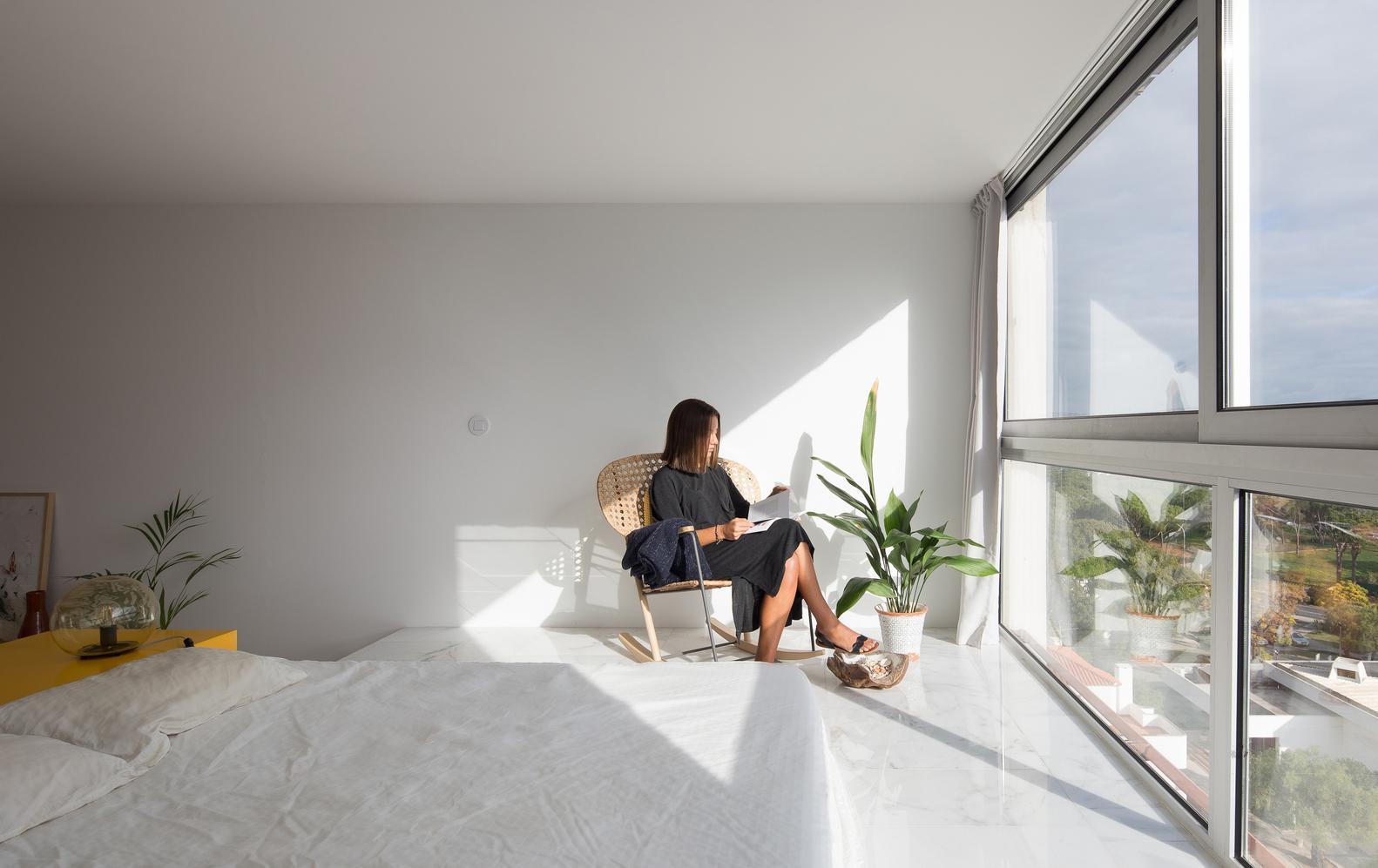Không gian căn hộ đẹp như khách sạn