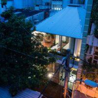 Chiếc ô 120m2 giữa lòng Sài Gòn