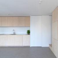 Hô biến ngôi nhà có diện tích nhỏ 30m2 thành không gian sống lý tưởng