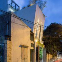 Mẫu thiết kế nhà phố có bề ngang 3-4m không thể bỏ qua