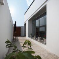 Ngôi nhà hình chữ U mang phong cách nhà vườn Huế