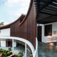 Tràn ngập ký ức tuổi thơ với ngôi nhà mái lá tuyệt đẹp trên diện tích 400m2 ở Biên Hòa