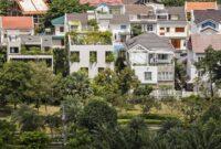 """Chiêm ngưỡng ngôi nhà độc đáo """"giấu cả khu rừng nhiệt đới bên trong"""" ở TP Hồ Chí Minh"""