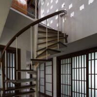 Mãn nhãn với thiết kế bậc thang độc đáo của căn biệt thự nghỉ dưỡng tại Vĩnh Phúc