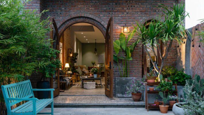 Khám phá ngôi nhà đặc biệt tại Đà Nẵng thu hút mọi ánh nhìn